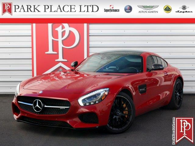 Picture of '16 AMG located in Bellevue Washington Offered by  - OO3I