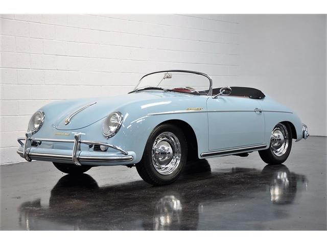 Picture of '58 Porsche 356A located in Costa Mesa California Auction Vehicle - OUV2