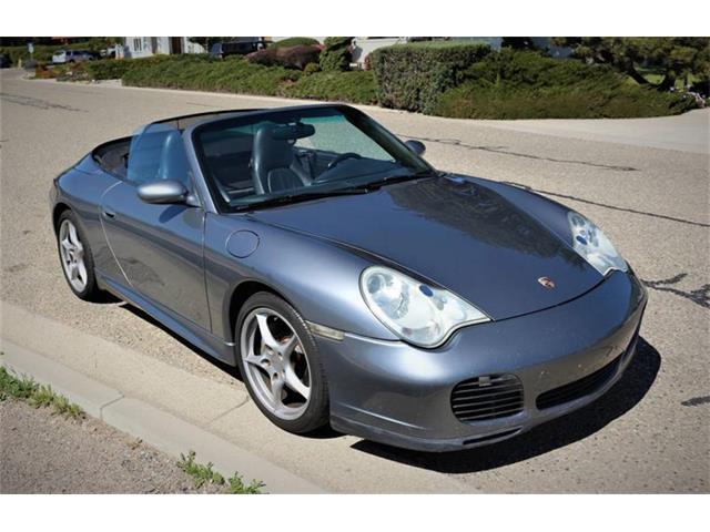 Picture of 2002 Porsche 911 Carrera located in California - OUV8