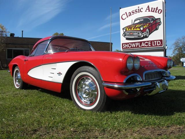 Picture of Classic 1961 Chevrolet Corvette located in Michigan - $93,500.00 - OUVI