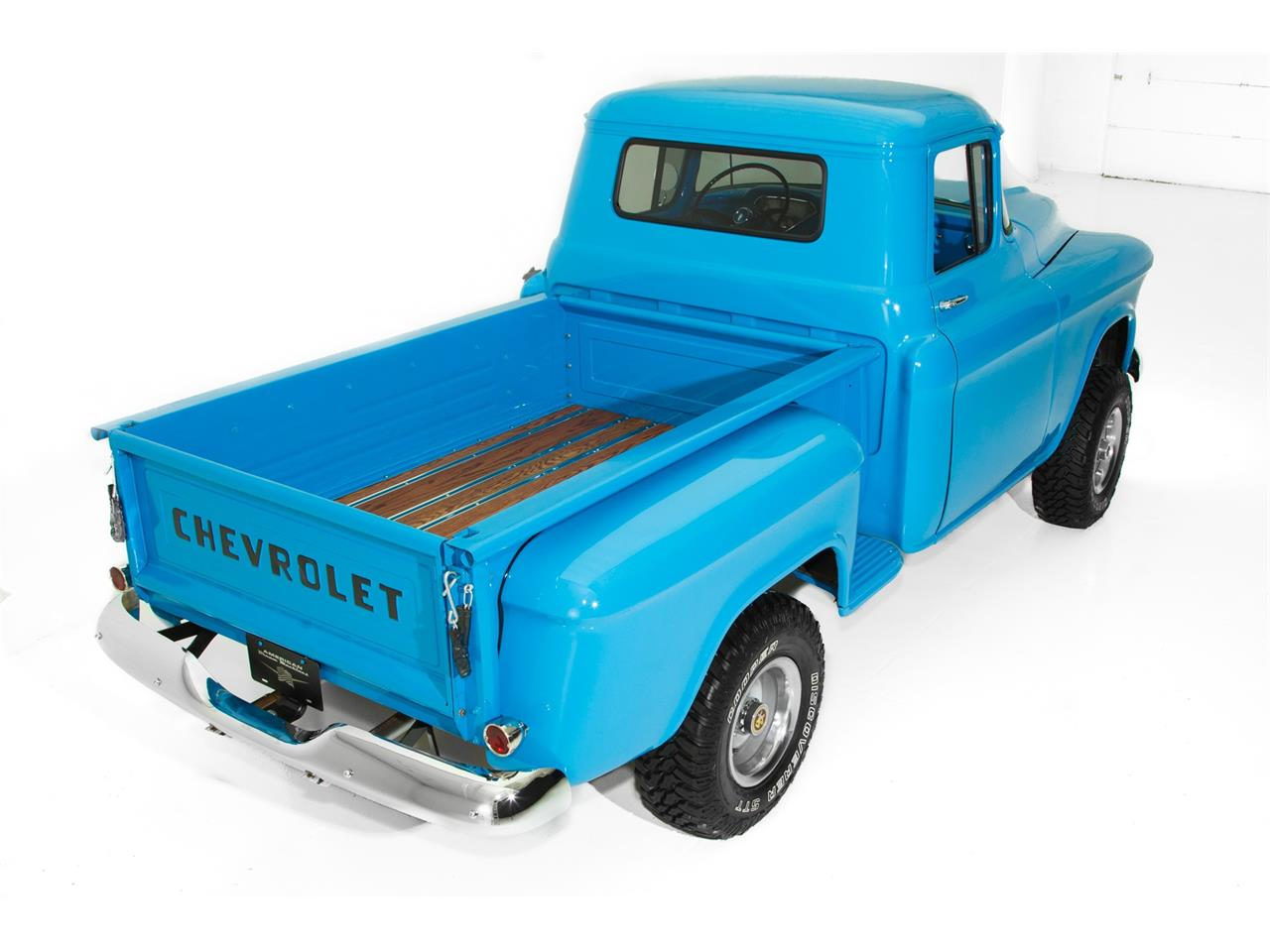 Large Picture of '57 Pickup - OO3K