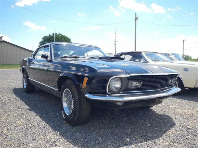 Picture of '70 Mustang Mach 1 - OUVL