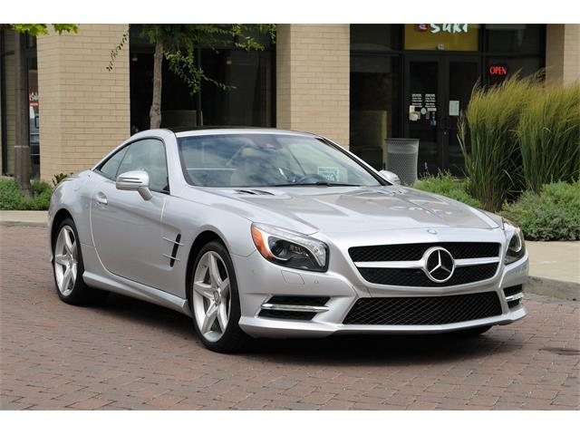 Picture of '15 SL550 - OUVQ