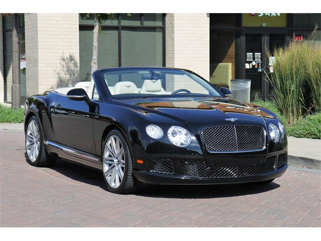 Picture of 2014 Bentley Continental GTC located in Brentwood Tennessee - OUVY