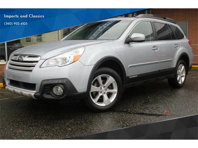 Picture of '14 Outback - OUW7