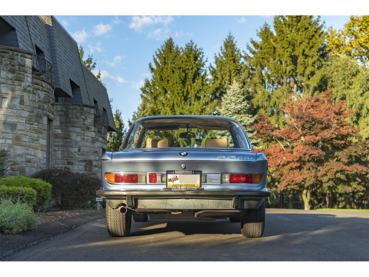 Large Picture of '74 BMW 3.0CS located in Pittsburgh Pennsylvania - $77,400.00 Offered by Fort Pitt Classic Cars - OUWJ