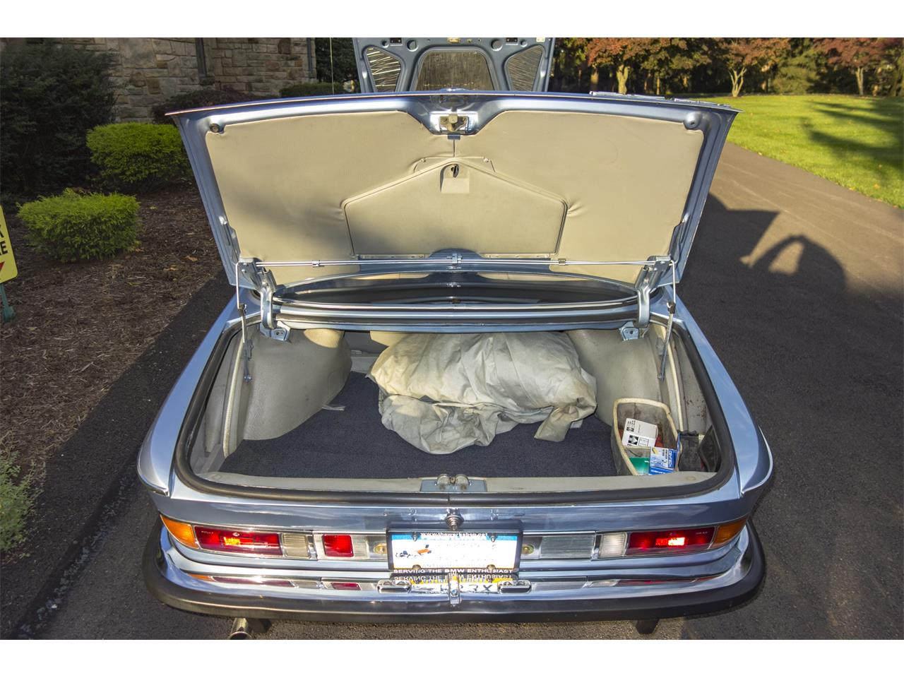 Large Picture of 1974 BMW 3.0CS located in Pittsburgh Pennsylvania - OUWJ