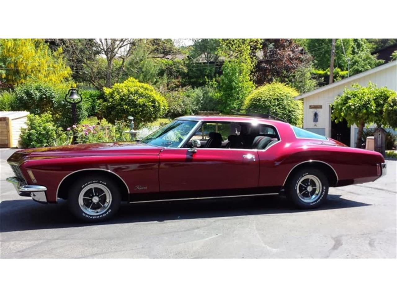 Large Picture of '71 Riviera - OUWQ