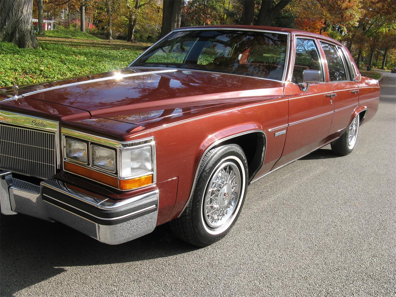 1982 Cadillac Sedan DeVille for Sale | ClassicCars.com ...