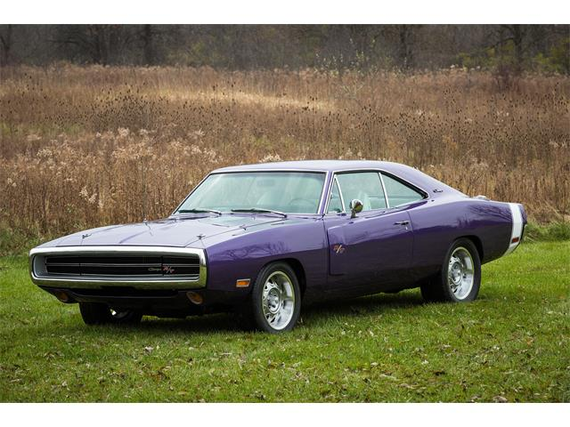 Picture of Classic '70 Dodge Charger R/T located in Michigan Offered by a Private Seller - OUX6