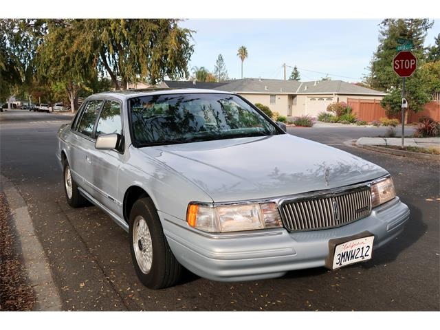 Picture of '94 Continental - OUX9