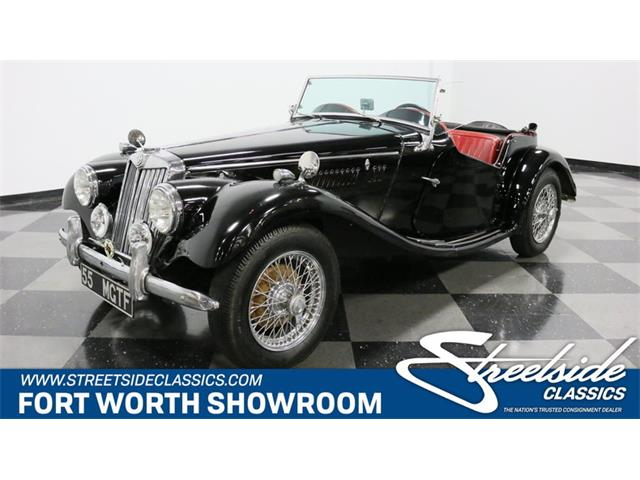 Picture of 1955 MG TF located in Ft Worth Texas - $27,995.00 - OUXB