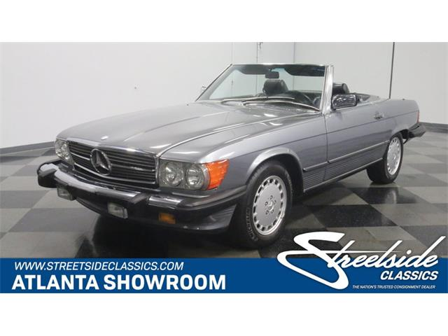 Picture of '88 560SL - OUXO