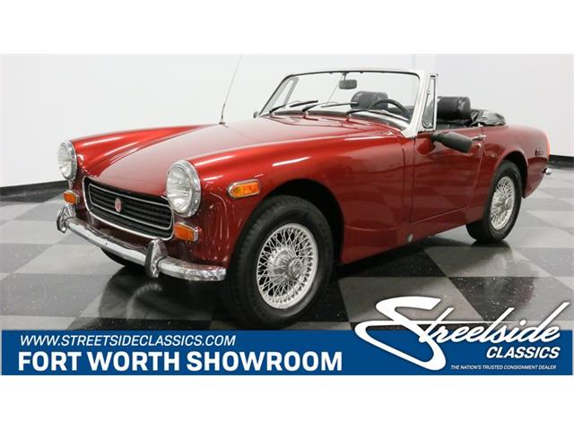 Picture of '73 MG Midget Offered by  - OUY0