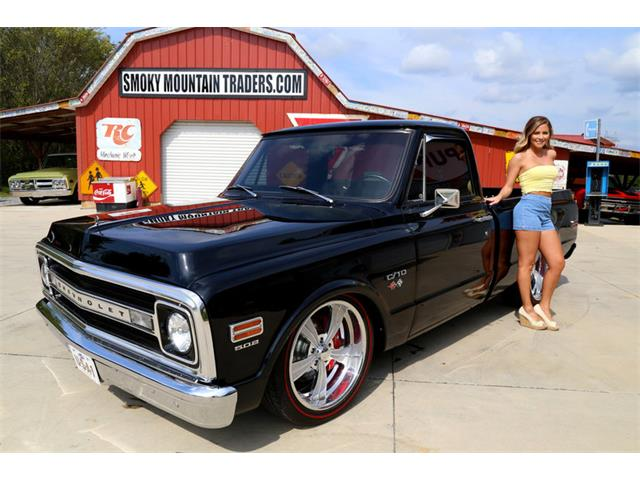 Picture of '70 C10 - OUYI