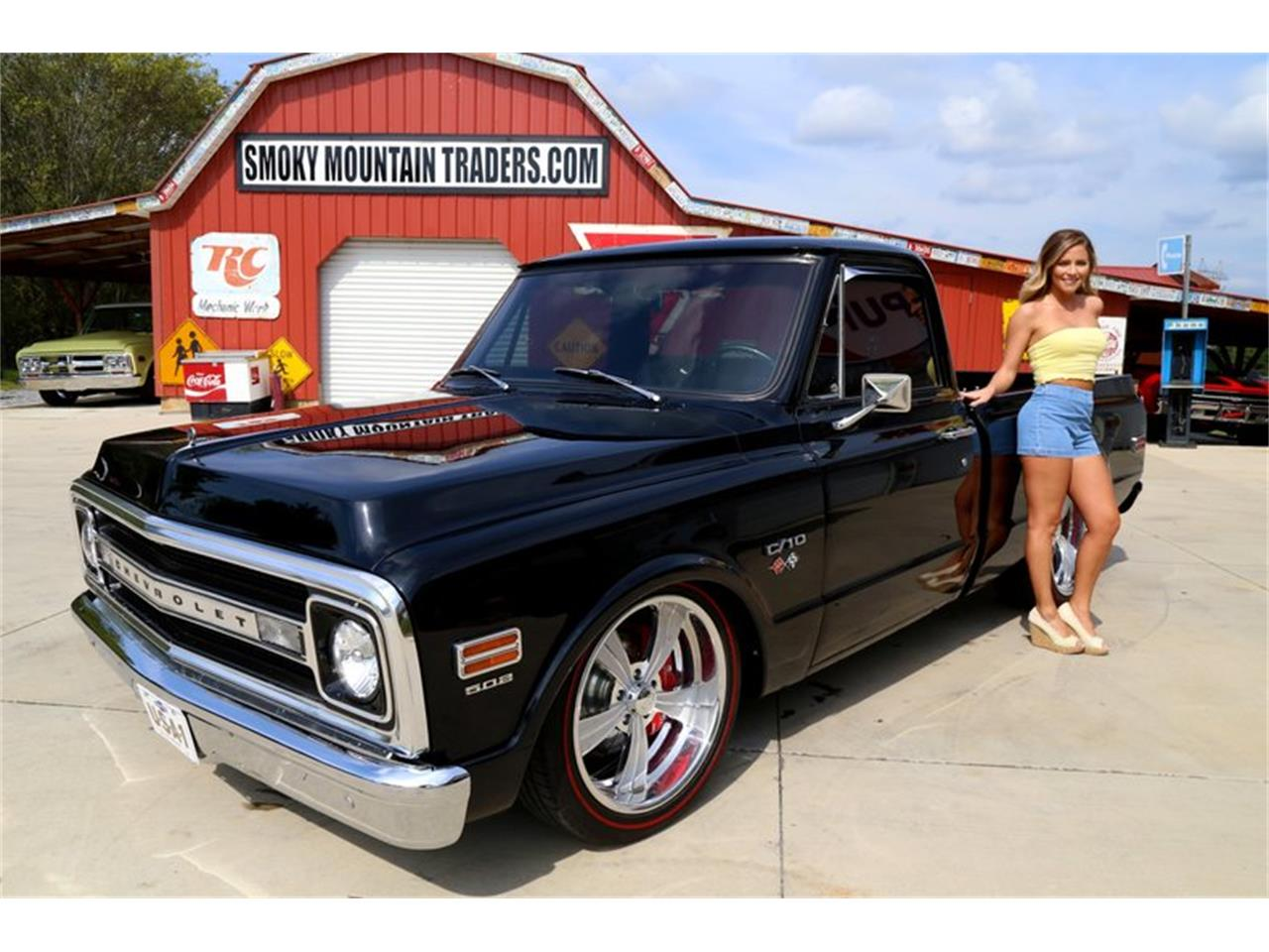 1970 chevrolet c10 for sale classiccars cc 1159866 C10 Front Roll Pan large picture of 70 c10 ouyi