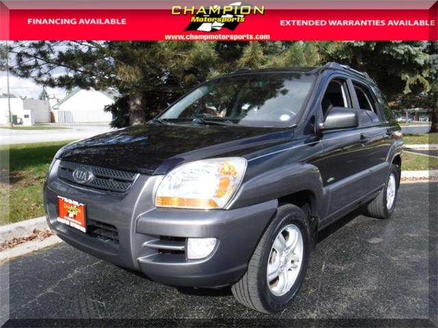 Picture of '08 Sportage - OUZD