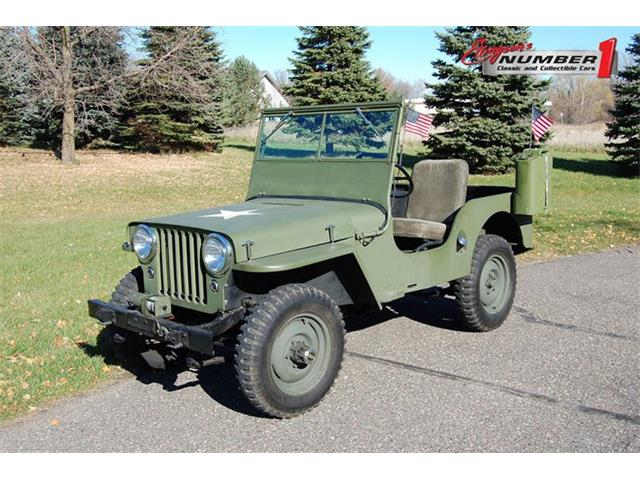Picture of 1946 Willys Jeep - OUZH
