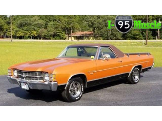 Picture of '71 El Camino - OUZS