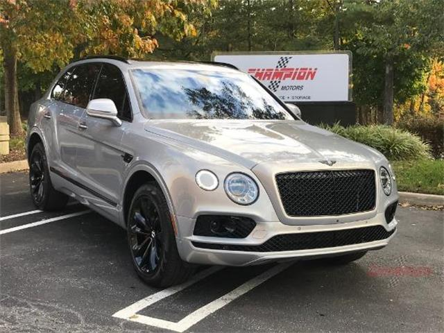 Picture of '17 Bentayga - OUZT