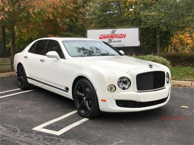 Picture of 2016 Mulsanne Speed located in Syosset New York - $194,500.00 - OUZV