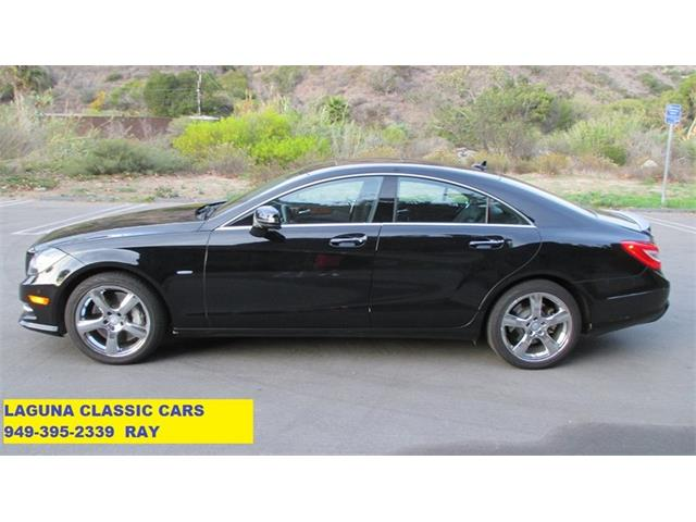 Picture of '12 CLS-Class located in California - $20,691.00 Offered by  - OV0F