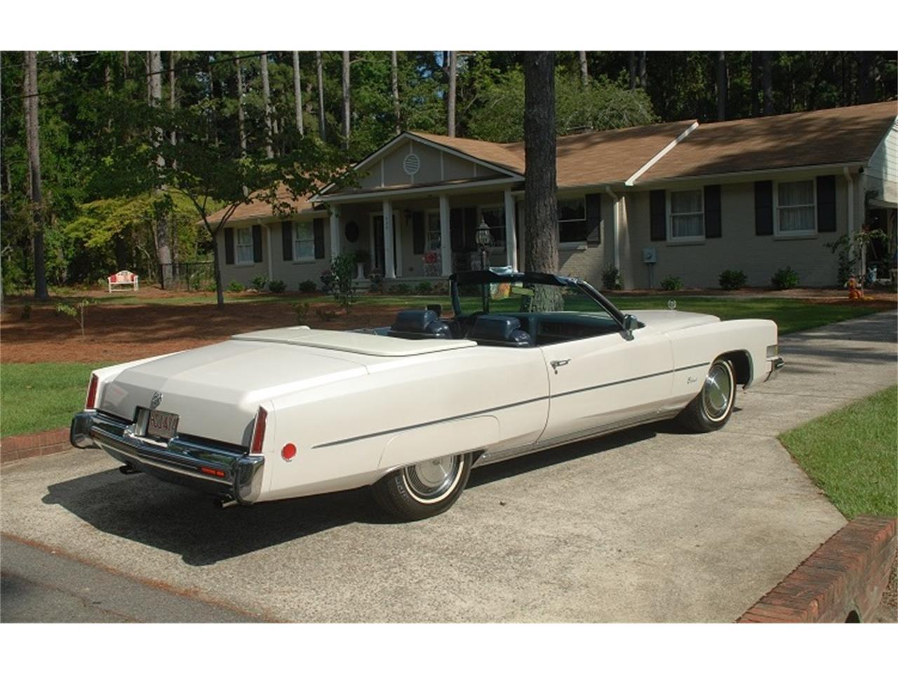 For Sale 1973 Cadillac Eldorado In Aberdeen North Carolina