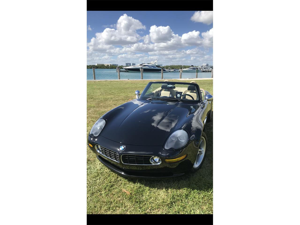 Large Picture of 2001 BMW Z8 located in Aventura  Florida - $174,750.00 Offered by a Private Seller - OV1C