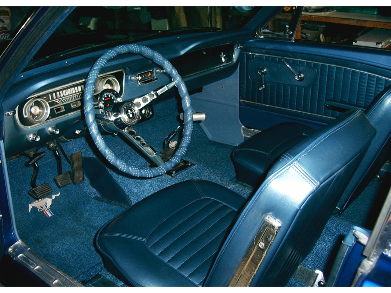 Large Picture of '65 Mustang located in Elm Creek Nebraska Offered by a Private Seller - OV1G