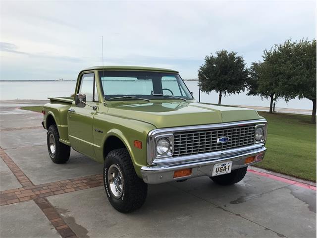 Picture of '72 Pickup - OV1L