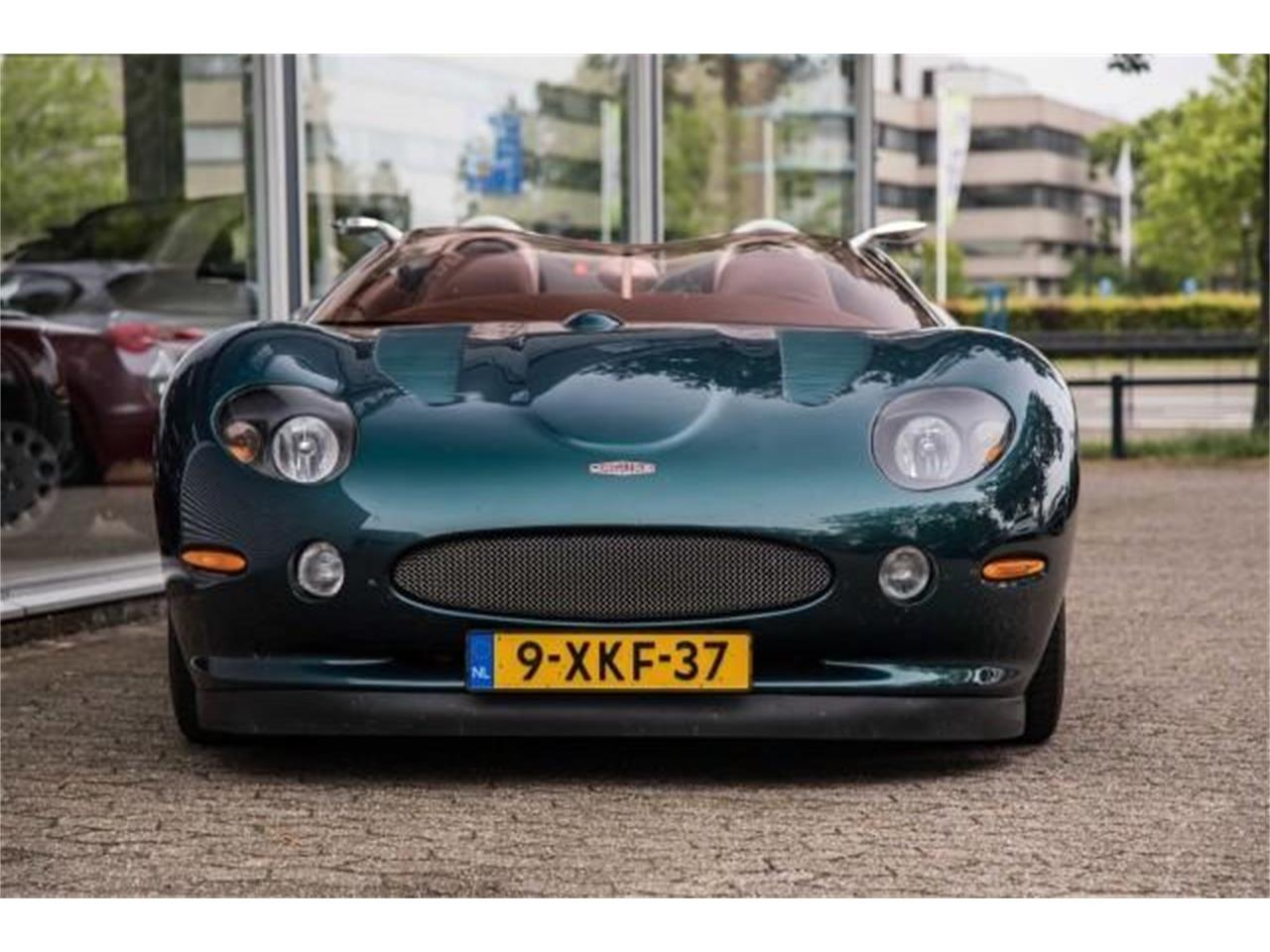 Large Picture of '99 XKR - OV1V