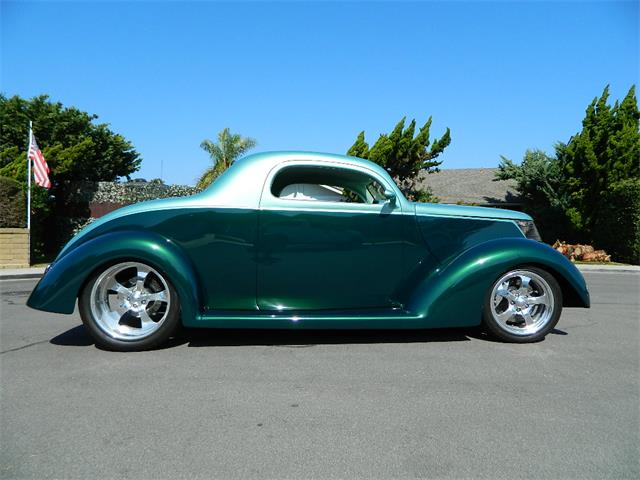 Picture of '37 3-Window Coupe - OV1X