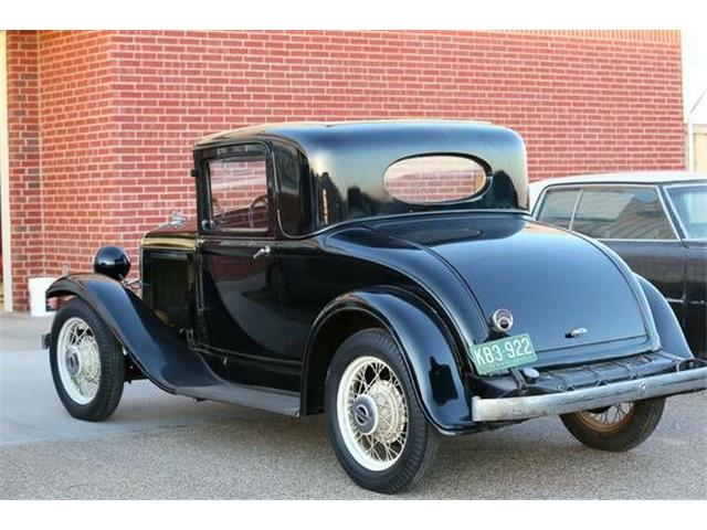 Picture of Classic 1932 Sedan located in Cadillac Michigan - $16,995.00 - OVU0