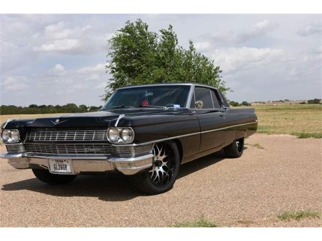 Picture of '64 Coupe DeVille - OVU4
