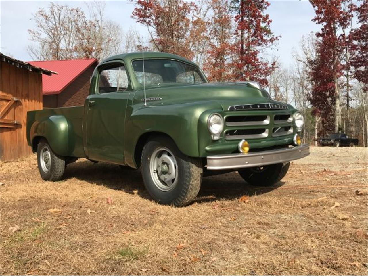 Large Picture of '52 Truck - OVU7
