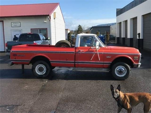 Picture of '70 GMC 2500 located in Michigan - $16,495.00 Offered by  - OVUO
