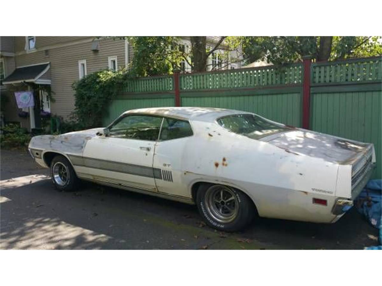 1970 ford gran torino for sale classiccars com cc 1161028large picture of \u002770 gran torino ovus