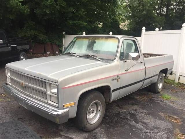 Picture of '83 C10 - OVV0