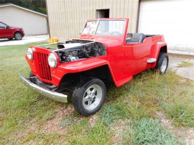 Picture of Classic 1948 Willys Jeepster located in Michigan - OVVA