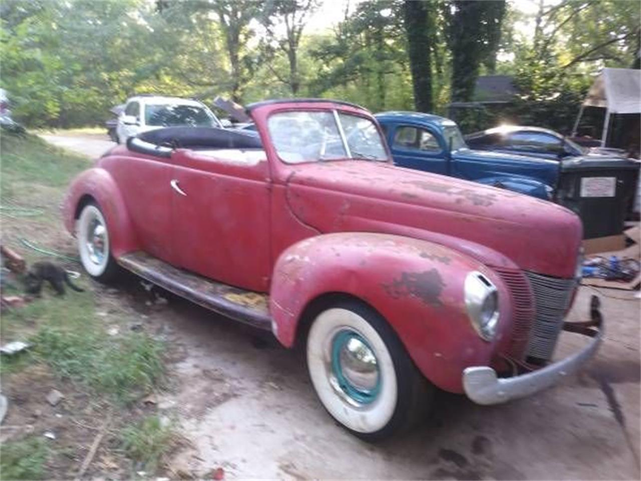 Large Picture of '40 Convertible - OVVC
