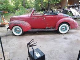 Picture of '40 Convertible - OVVC