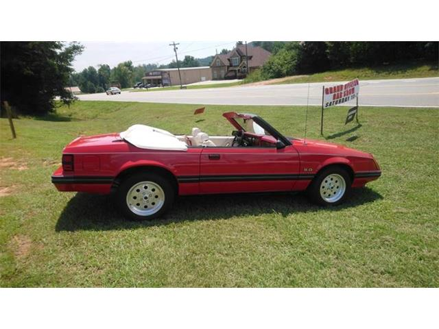 Picture of '83 Mustang - OV55