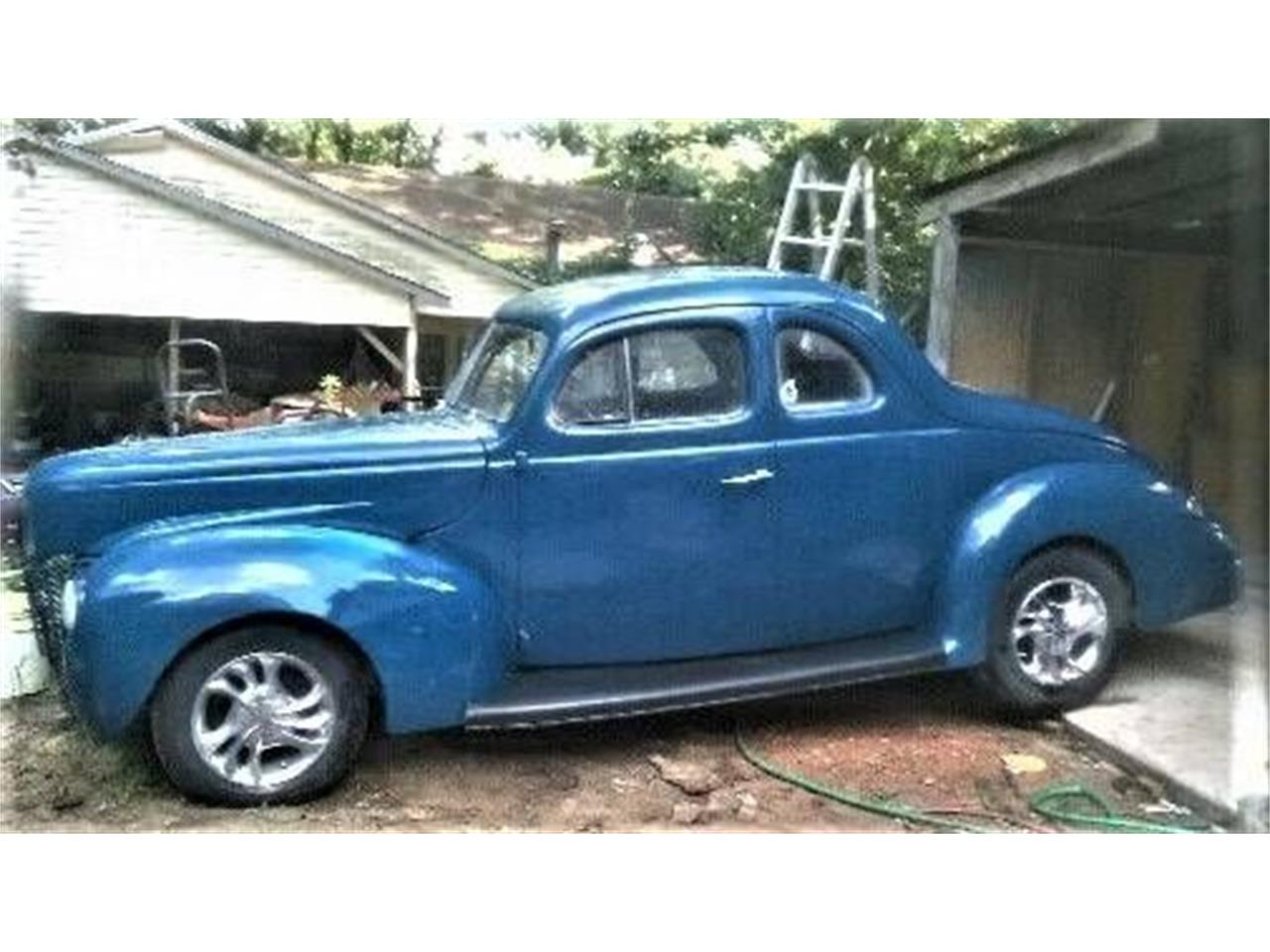 For Sale: 1940 Ford Coupe in Cadillac, Michigan