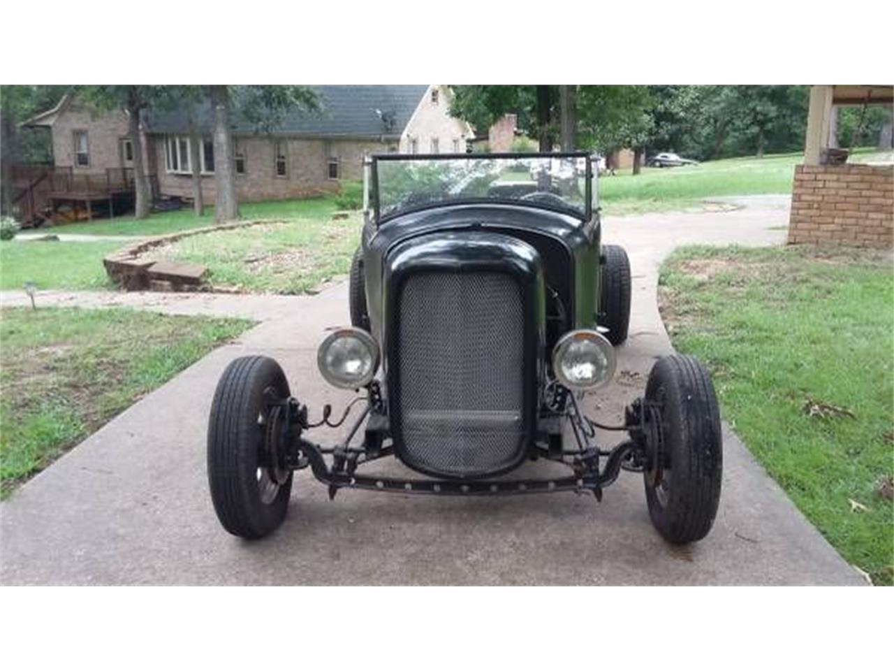 Large Picture of '31 Model A - OVVM