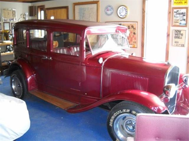 Picture of '31 4-Dr Sedan - OVVW