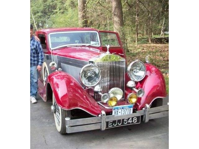 Picture of Classic 1937 Antique located in Cadillac Michigan - $100,000.00 Offered by  - OVW1