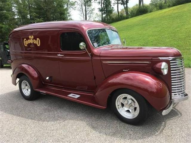 Picture of '39 Chevrolet Panel Truck - OVW2