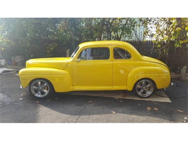 Picture of Classic '46 Ford Custom located in Michigan - $36,995.00 Offered by  - OVW9