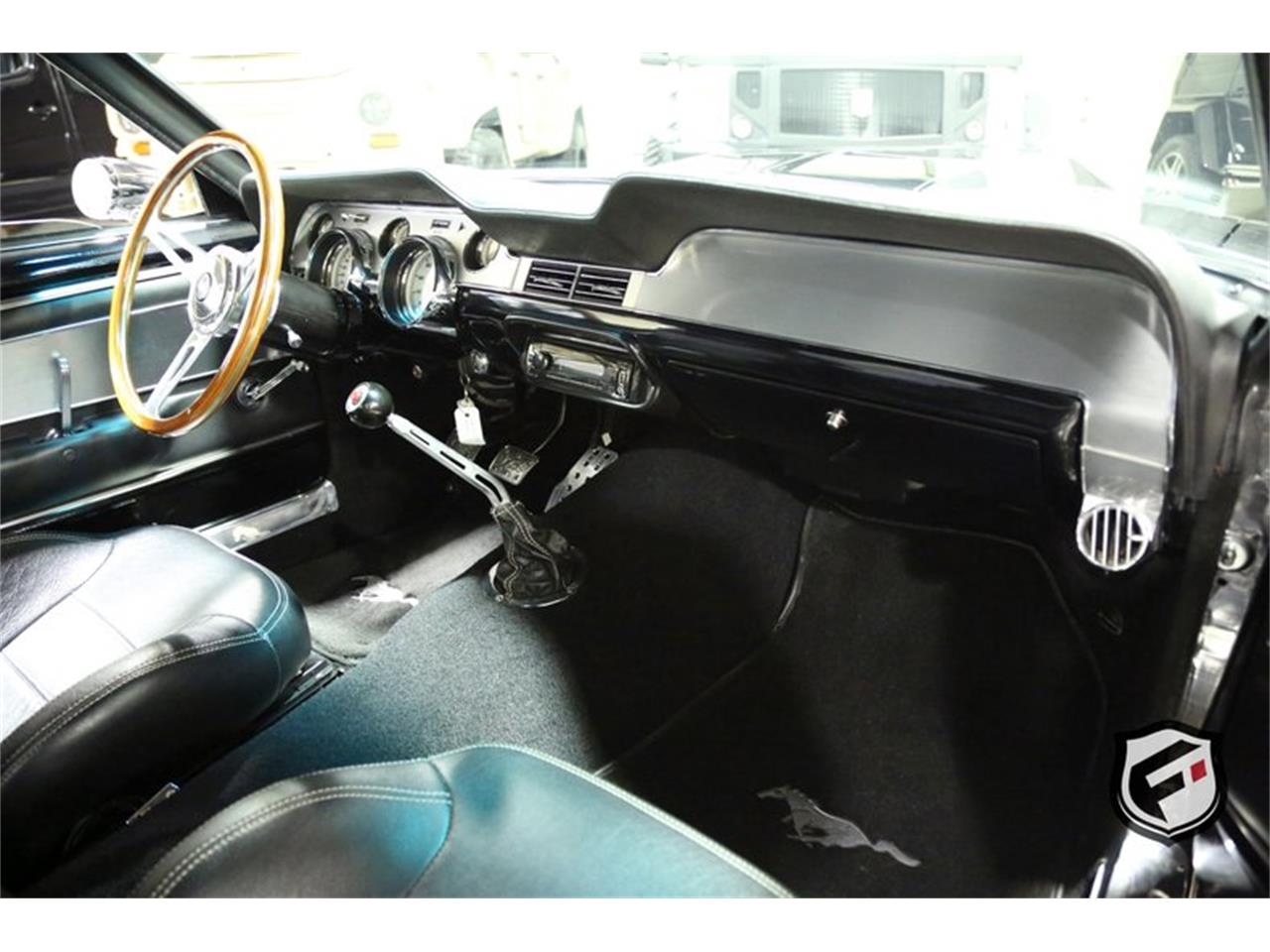 Large Picture of '68 Mustang - OVWJ