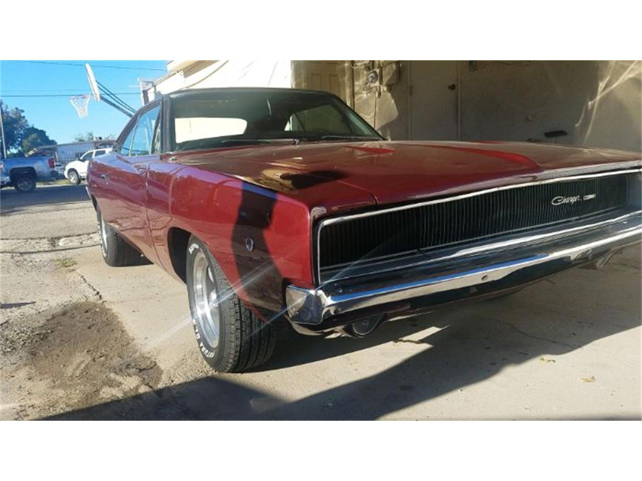 Large Picture of '68 Charger - OVWV